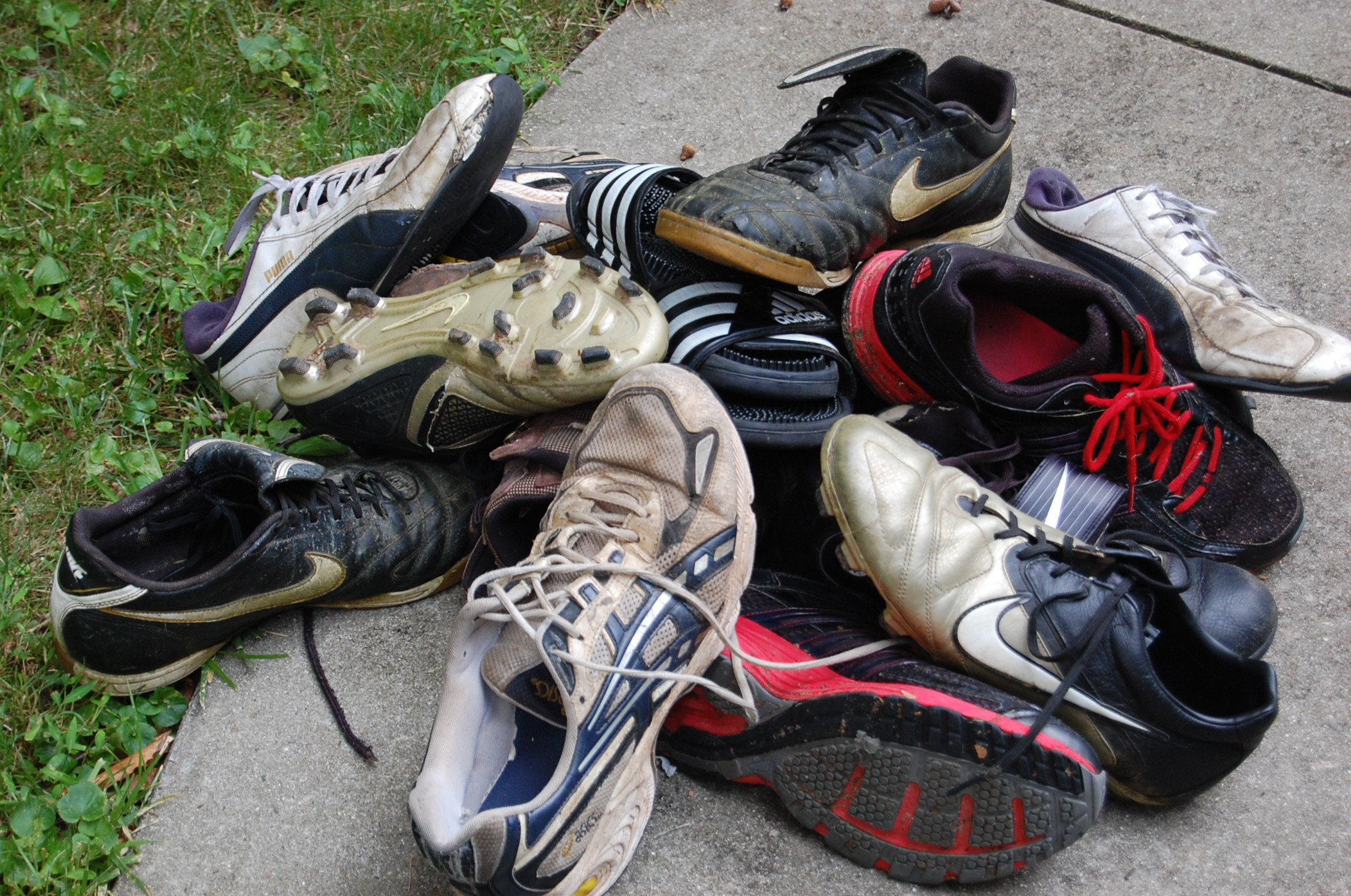 When Used Soccer Cleats Aren't Good Enough