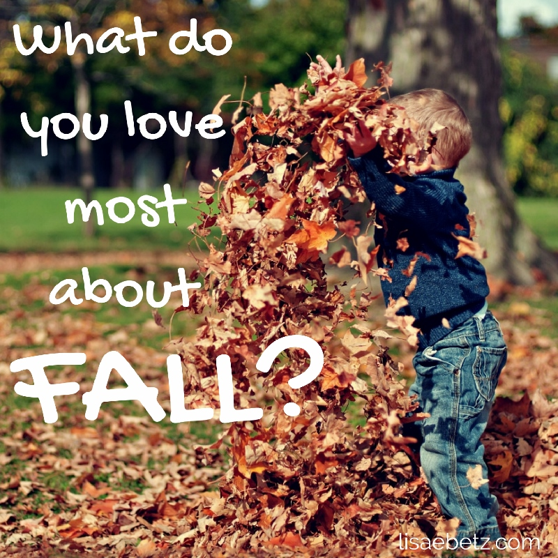 Are You Making the Most of Your Fall?