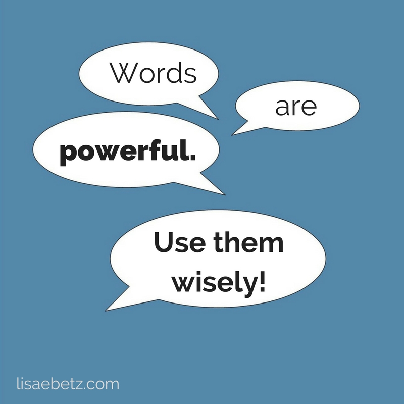 20 Ways Your Words Can Make a Difference