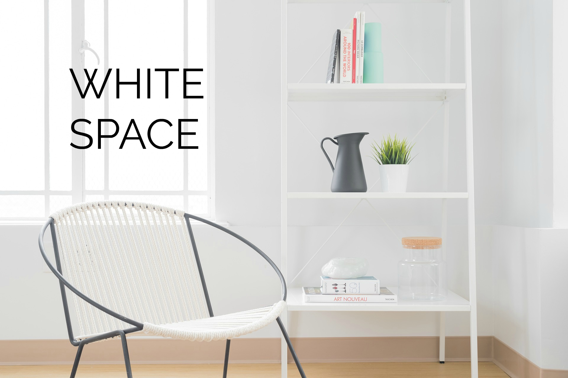 How Much White Space Do You Need?
