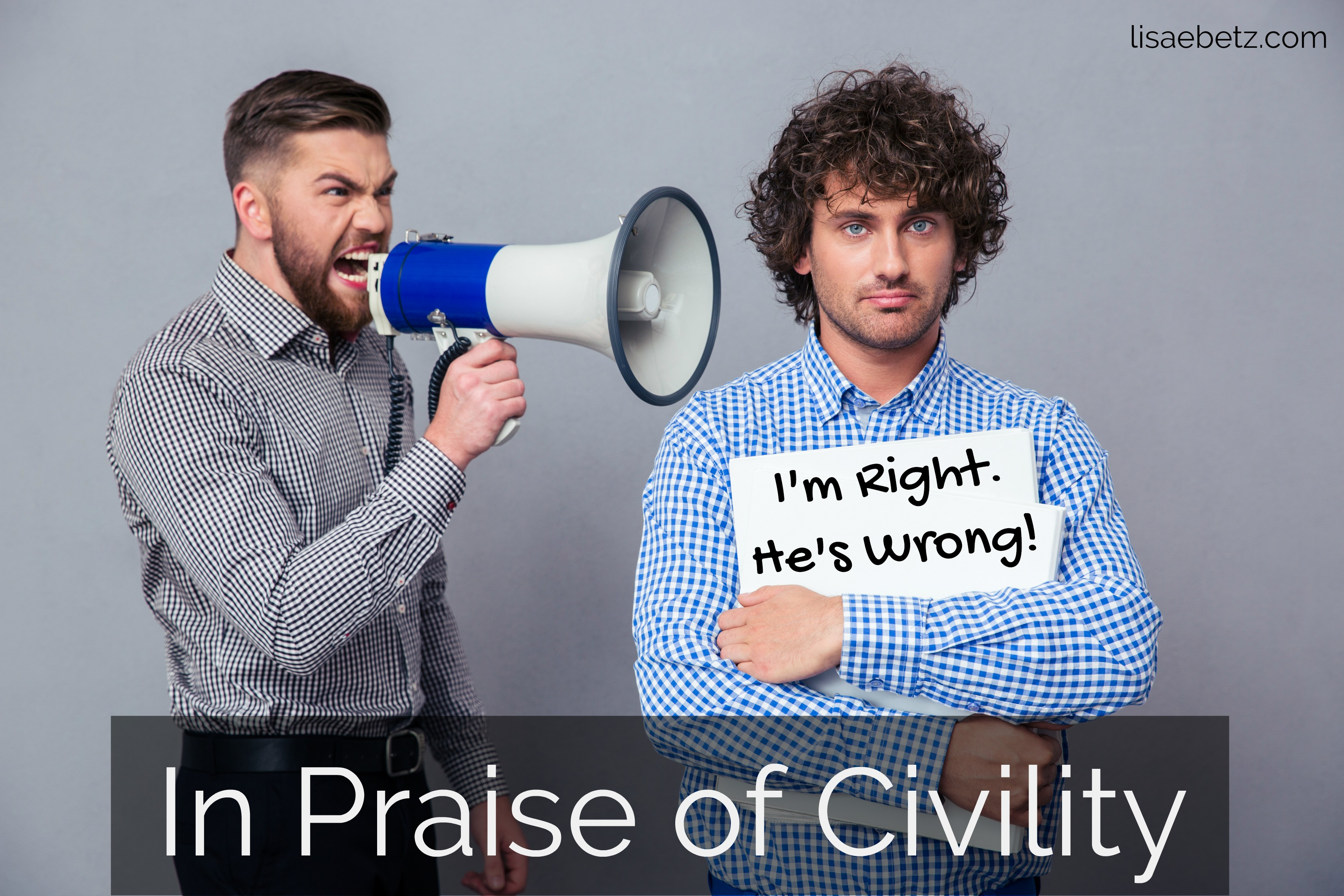 In Praise of Civility
